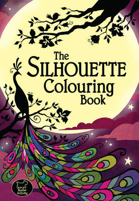 The Silhouette Colouring Book (Paperback)