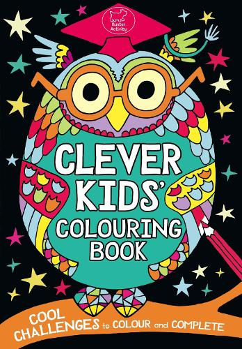 Clever Kids' Colouring Book (Paperback)