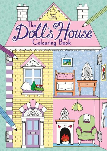 The Doll's House Colouring Book (Paperback)