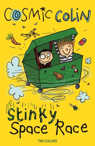 Stinky Space Race: Cosmic Colin (Paperback)