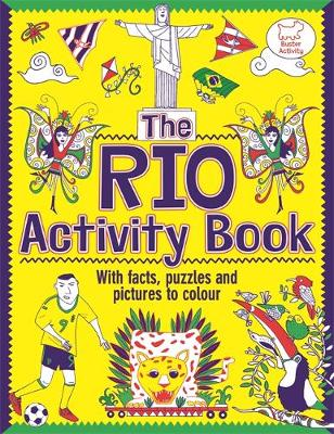 The Rio Activity Book (Paperback)