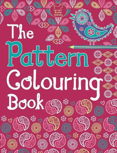 The Pattern Colouring Book (Paperback)