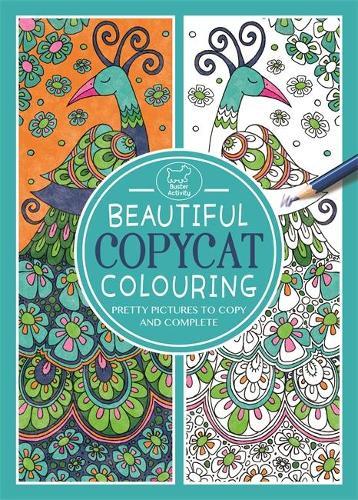 Beautiful Copycat Colouring Paperback