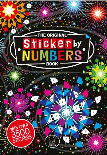 The Original Sticker by Numbers Book - Sticker Activity (Paperback)