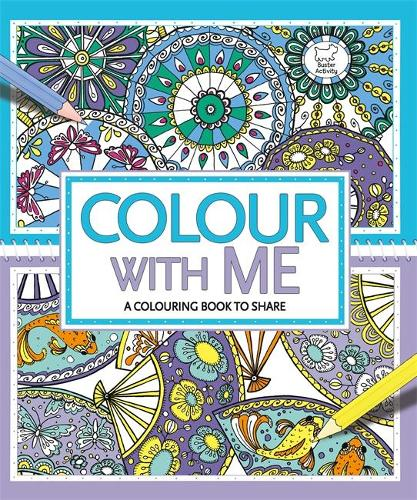 Colour With Me Paperback