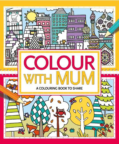 Colour With Mum Paperback