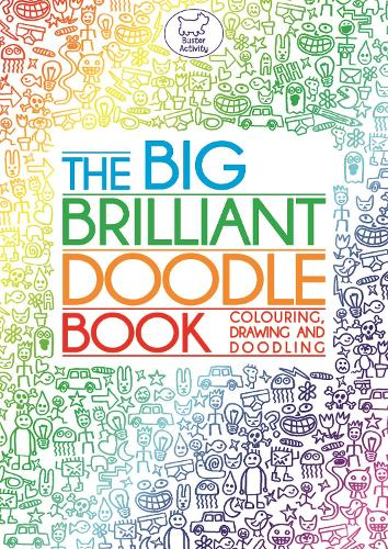 The Big Brilliant Doodle Book (Paperback)