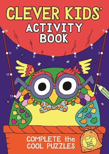 The Clever Kids' Activity Book (Paperback)