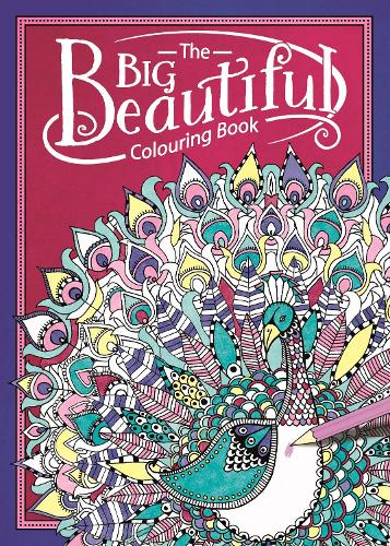 The Big Beautiful Colouring Book Paperback