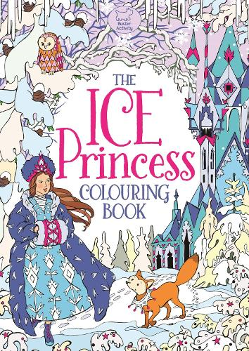 The Ice Princess Colouring Book (Paperback)