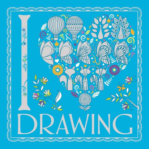 I Heart Drawing (Paperback)