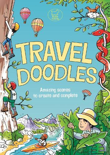 Travel Doodles (Paperback)