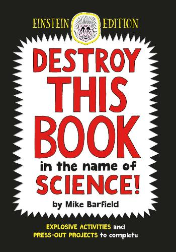 Destroy This Book!