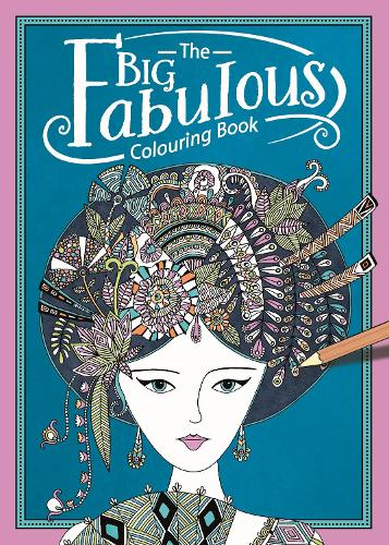 The Big Fabulous Colouring Book (Paperback)