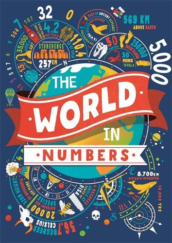 The World in Numbers (Paperback)