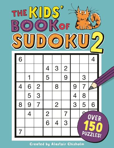 The Kids' Book of Sudoku 2 - Buster Puzzle Books (Paperback)