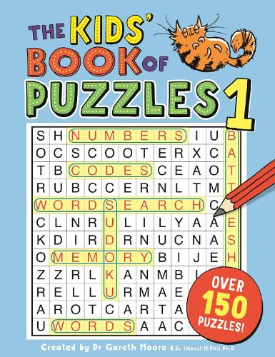 The Kids' Book of Puzzles 1 - Buster Puzzle Books (Paperback)