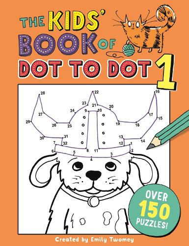 The Kids' Book of Dot to Dot 1 (Paperback)