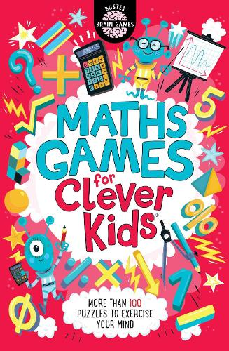 Maths Games for Clever Kids (R) - Buster Brain Games (Paperback)