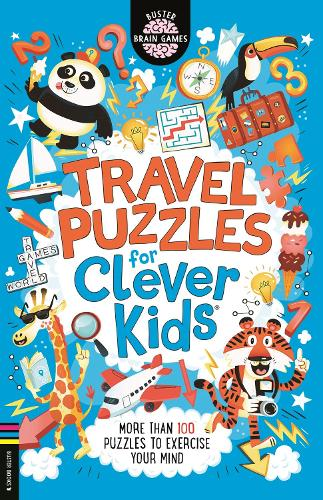 Travel Puzzles for Clever Kids - Buster Brain Games (Paperback)