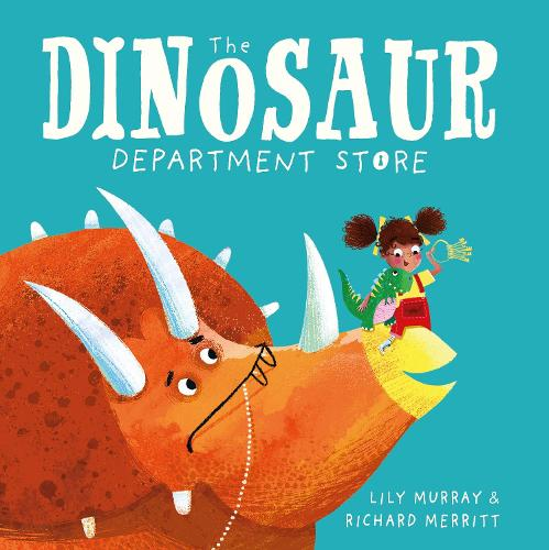 The Dinosaur Department Store (Paperback)
