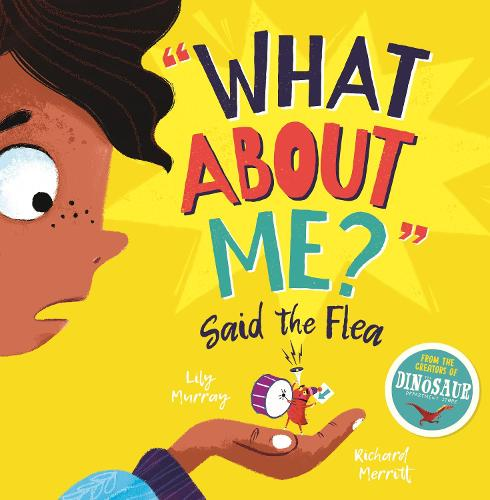 What About Me? Said the Flea (Paperback)