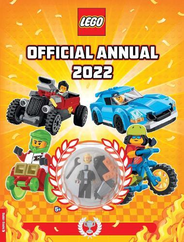 LEGO (R): Official Annual 2022 (with Tread Octane minifigure) (Hardback)
