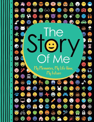 The Story of Me - 'All About Me' Diary & Journal Series (Paperback)