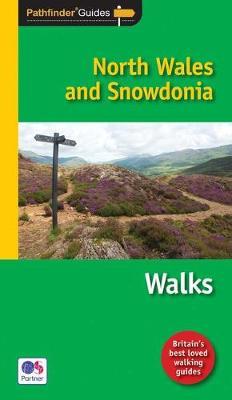 Pathfinder North Wales & Snowdonia (Paperback)