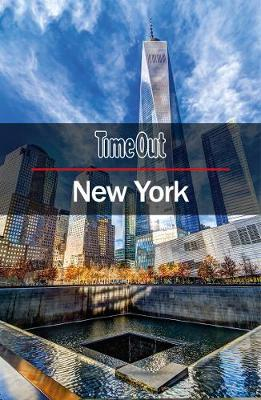 Time Out New York City Guide: Travel Guide with Pull-out Map (Paperback)