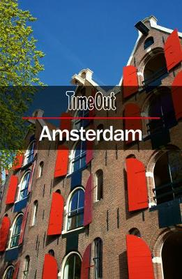 Time Out Amsterdam City Guide: Travel Guide with Pull-out Map - Time Out City Guide (Paperback)