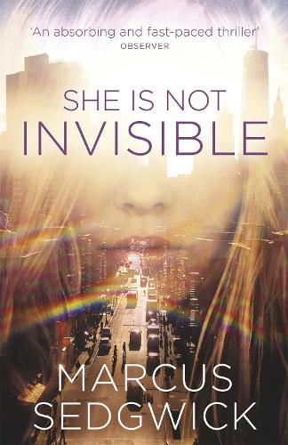 She Is Not Invisible (Paperback)