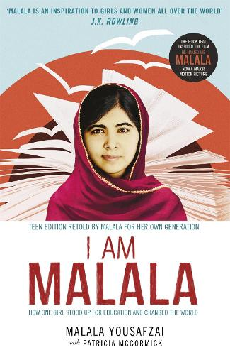 I Am Malala: How One Girl Stood Up for Education and Changed the World (Paperback)