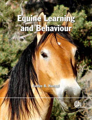Equine Learning and Behaviour (Hardback)