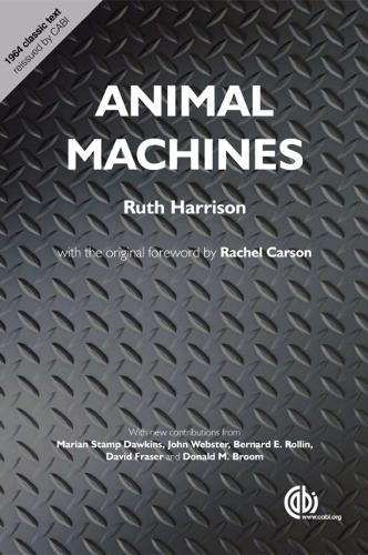Animal Machines (Hardback)