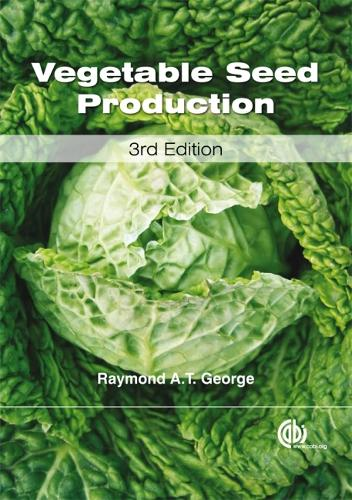 Vegetable Seed Production (Paperback)