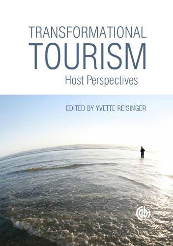 Transformational Tourism: Host Perspectives (Hardback)