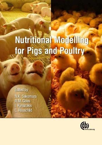 Nutritional Modelling for Pigs and Poultry (Hardback)