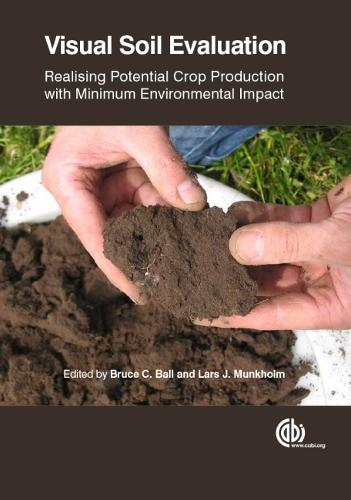 Visual Soil Evaluation: Realizing Potential Crop Production with Minimum Environmental Impact (Paperback)