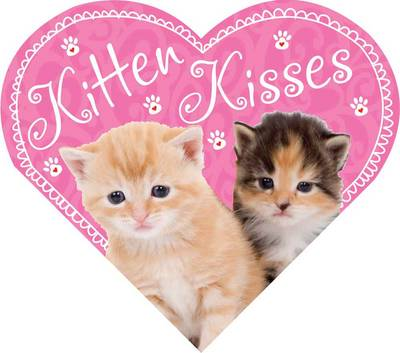 Kitty Kisses - Mini Board Books (Board book)