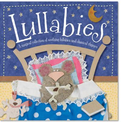 Lullabies - Kate Toms (Board book)