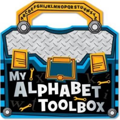 My Alphabet Toolbox (Paperback)