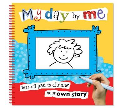 My Day By Me (Spiral bound)