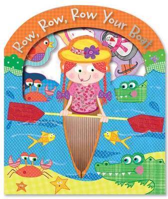 Row, Row, Row Your Boat - Sing-along Fun (Board book)