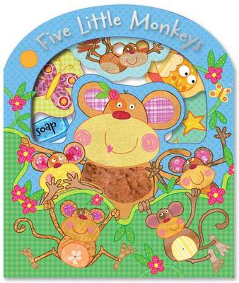 Five Little Monkeys - Sing-along Fun (Board book)