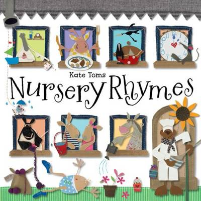 Kate Toms Nursery Rhymes (Paperback)