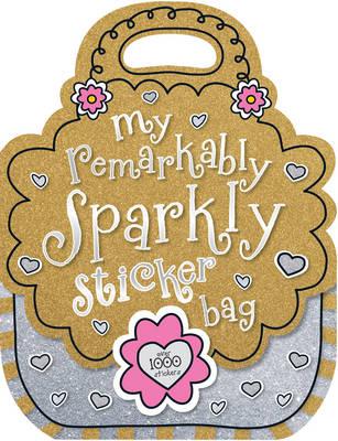 My Remarkably Sparkly Sticker Bag (Paperback)