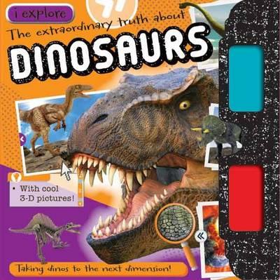 iExplore Dinosaurs - iExplore (Paperback)