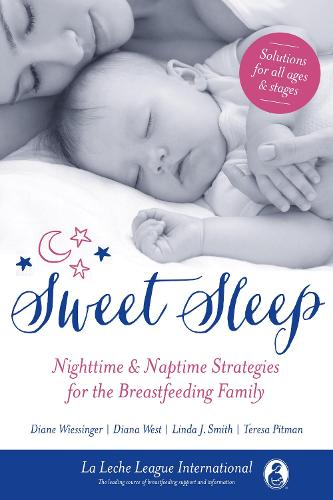 Sweet Sleep: Nighttime and Naptime Strategies for the Breastfeeding Family (Paperback)