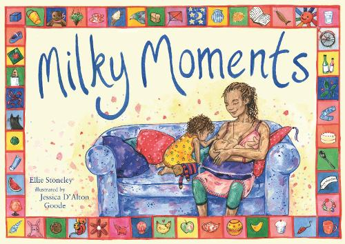 Milky Moments (Hardback)